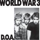 World War 3 (Remastered) de D.O.A.