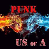 Punk Us of A de Various Artists