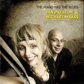 The Piano Has The Blues by Jan Preston