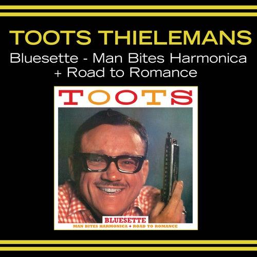 Bluesette + Man Bites Harmonica + Road to Romance by Toots Thielemans