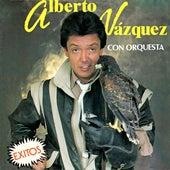 Con Orquesta de Alberto Vázquez