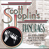 Scott Joplin's Piano Rags by Maple Leaf Ragtime Band