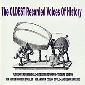 The Oldest Recorded Voices of History von Various Artists