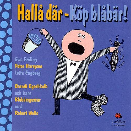 Hallå där - köp blåbär by Various Artists