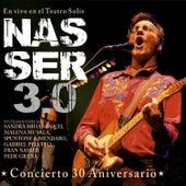 Nasser 3.0 en Vivo en el Teatro Solis by Jorge Nasser