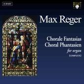 Chorale Fantasias Part: 2 by Wouter Van Den Broek