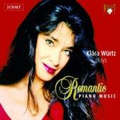 Plays Romantic Piano Music Part: 1 by Klára Würtz