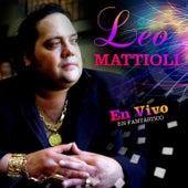 En Vivo en Fantastico Bailable de Leo Mattioli