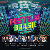 Festeja Brasil - Ao Vivo em Cuiabá von Various Artists