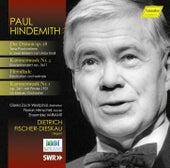 Hindemith: Der Dämon, Hérodiade, and Kammermusik Nos. 1 & 2 (Live) von Various Artists