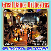 Greats Dance Orchestras Vol I by Various Artists