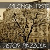 Milonga Triste de Astor Piazzola