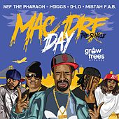 Mac Dre Day (feat. Nef the Pharaoh, J-Diggs, D-Lo & Mistah Fab) de Mac Dre