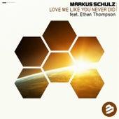 Love Me Like You Never Did Remixes de Markus Schulz