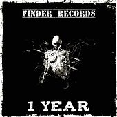 Finder Records 1 Year von Various Artists