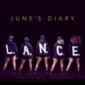L.A.N.C.E. de June's Diary