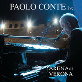 Live Arena Di Verona de Paolo Conte