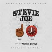 One Time (feat. Armani Depaul) by Stevie Joe