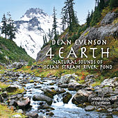 4 Earth: Natural Sounds of Ocean Stream River Pond de Dean Evenson