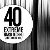 40 Extreme Hard Techno Multibundle - EP by Various Artists