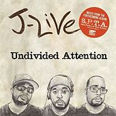 Undivided Attention EP by J-Live