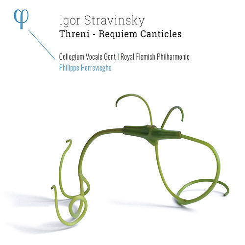 Stravinsky: Threni & Requiem Canticles by Various Artists