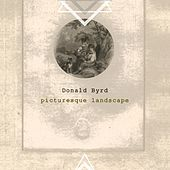 Picturesque Landscape by Donald Byrd