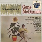 The Wonderful World of Gene McDaniels de Gene McDaniels