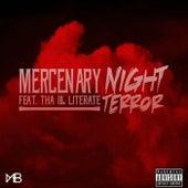 Night Terror (feat. Tha Ill Literate) by Mercenary