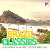 Brazil Classics - Le meilleur de la musique classique brésilienne de Various Artists