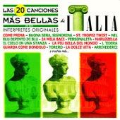 Las 20 canciones más bellas de Italia by Various Artists