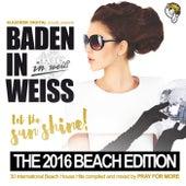 Baden in Weiss  - The 2016 Beach Edition - EP von Various Artists