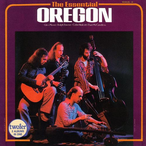 The Essential by Oregon