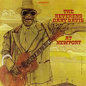 At Newport by Reverend Gary Davis