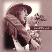 Live At Newport, 1963-65 by Joan Baez