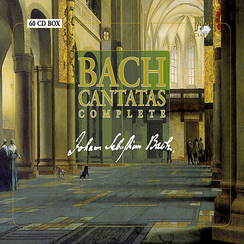 Bach Cantatas (Complete) Part: 58 by Various Artists