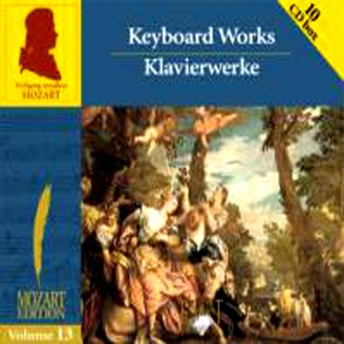 Mozart Edition Volume 13 Part: 2 by Arts Music Recording Rotterdam