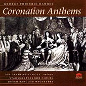 Coronation Anthems by Various Artists