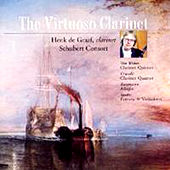 The Virtuoso Clarinet by Various Artists