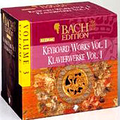 Bach Edition Vol. 3, Keyboard Works Vol. I Part: 3 by Various Artists