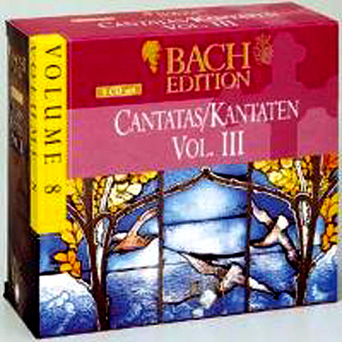 Bach Edition Vol. 8, Cantatas Vol. III  Part: 4 by Various Artists
