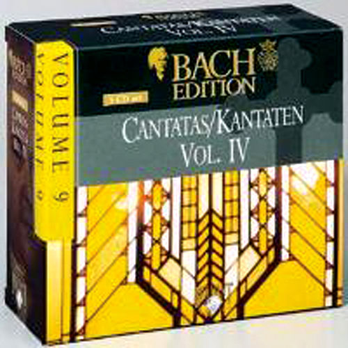 Bach Edition Vol. 9, Cantatas Vol. IV Part: 3 by Various Artists