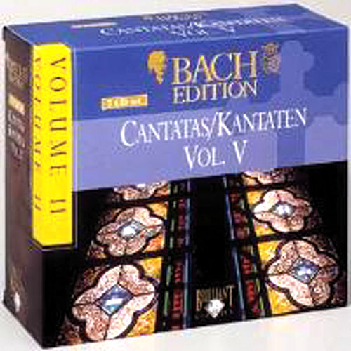 Bach Edition Vol. 11, Cantatas Vol. V Part: 5 by Various Artists