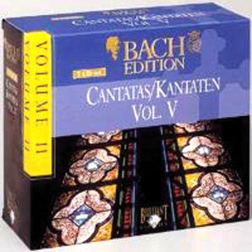 Bach Edition Vol. 11, Cantatas Vol. V Part: 4 by Various Artists