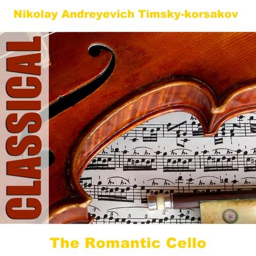 The Romantic Cello by Arts Music Recording Rotterdam