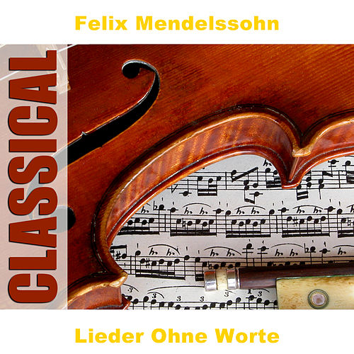 Lieder Ohne Worte by Arts Music Recording Rotterdam
