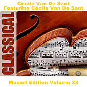 Mozart Edition Volume 23 by Various Artists