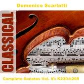 Complete Sonatas Vol. Vi: K230-k269 by Peter Arts