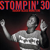 Stompin' Vol.30, 20 Crazed Rhythm´n´blues Pounders by Various Artists