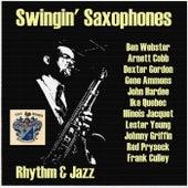 Swingin' Saxophones by Various Artists